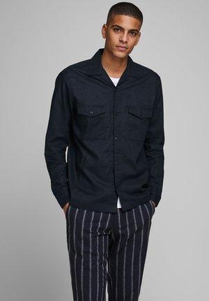Skjorta - navy blazer