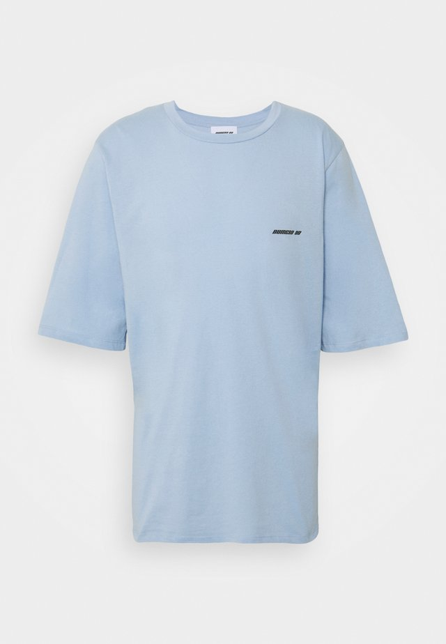 TEE - T-shirt print - light blue
