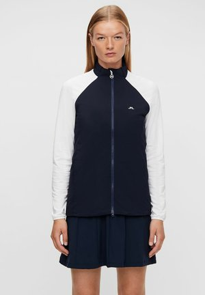 LIV HYBRID - Training jacket - jl navy