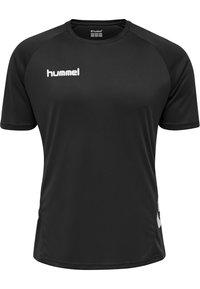 Hummel - 2 PIECE SET - Korte sportsbukser - black - 1