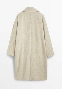 Massimo Dutti - Classic coat - beige - 1