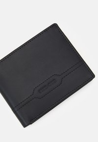 Pier One - LEATHER UNISEX - Wallet - black - 3