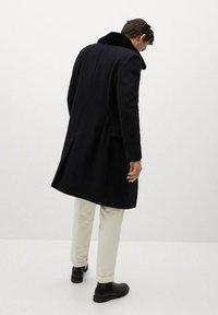Mango - WILSON - Classic coat - schwarz - 2