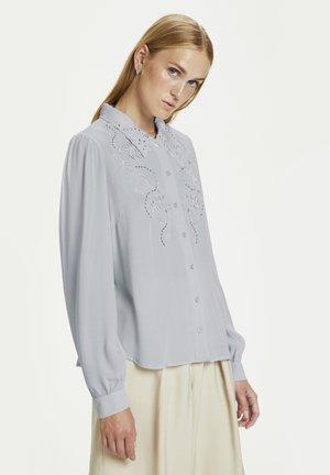 GLASS - Button-down blouse - plein air
