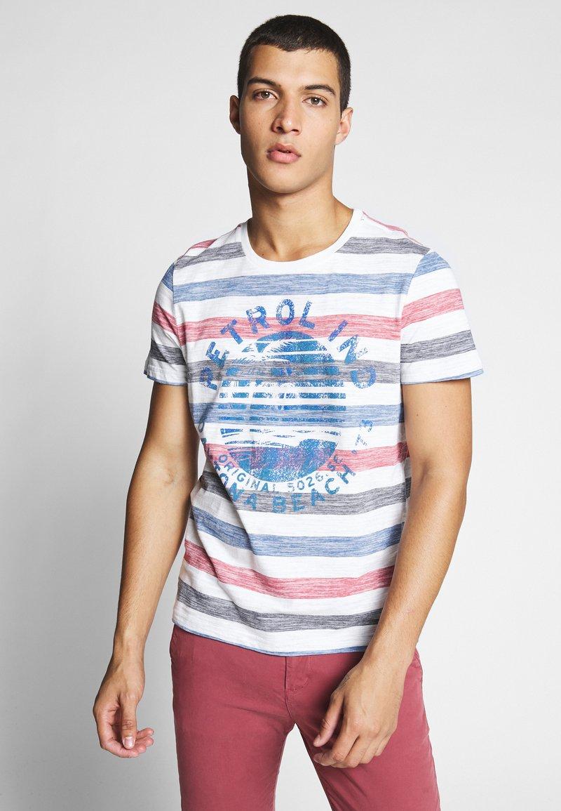 Petrol Industries - Camiseta estampada - sea scape