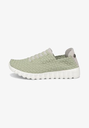 Trainers - moss