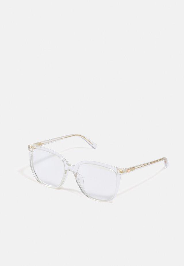 Sluneční brýle - clear transparent