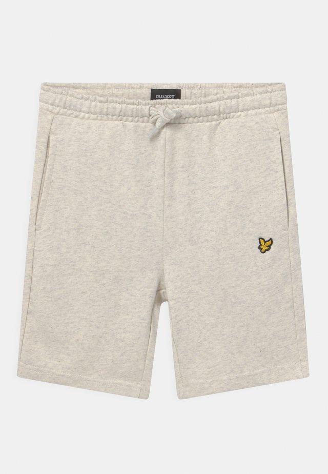 CLASSIC  - Shorts - mottled light grey