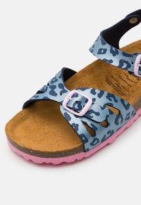 LICO - BIOLINE - Sandals - blau/rosa - 5