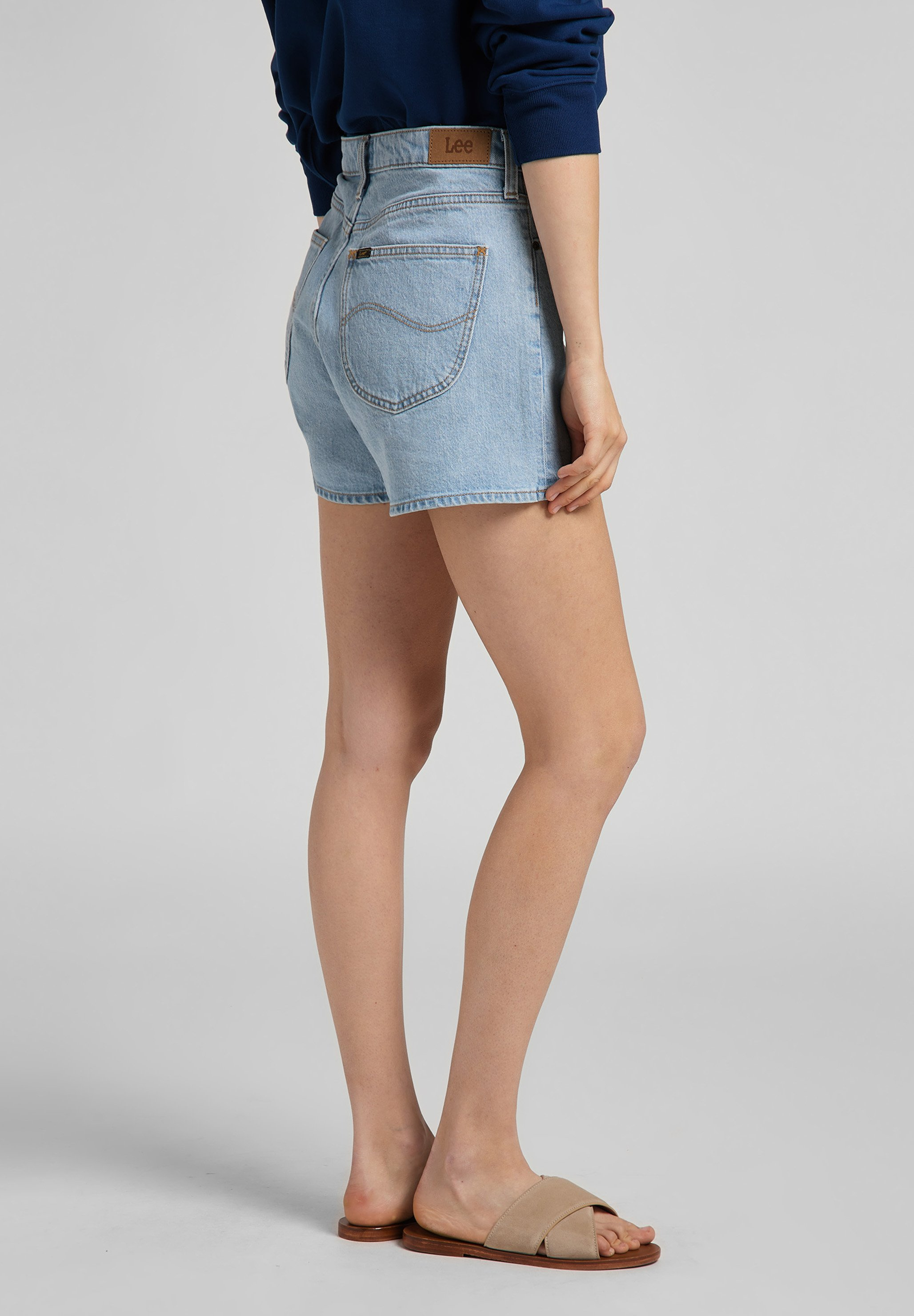 Donna CAROL  - Shorts di jeans