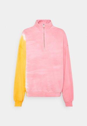YESTERDAY'S - Sweatshirt - kumquat/peony