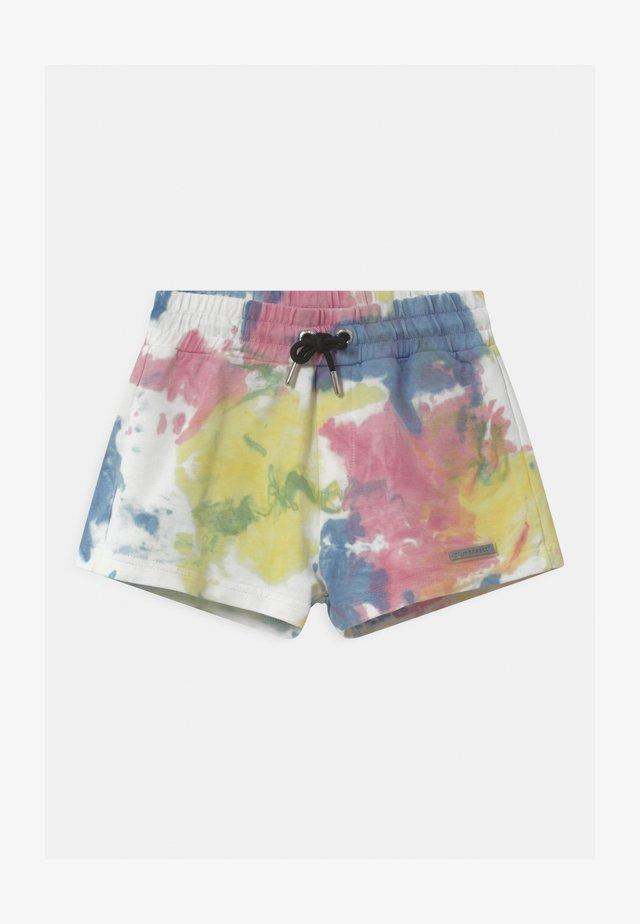 GIRLS  - Teplákové kalhoty - pink/blue