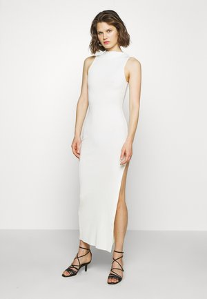 MIDI DRESS - Shift dress - ivory