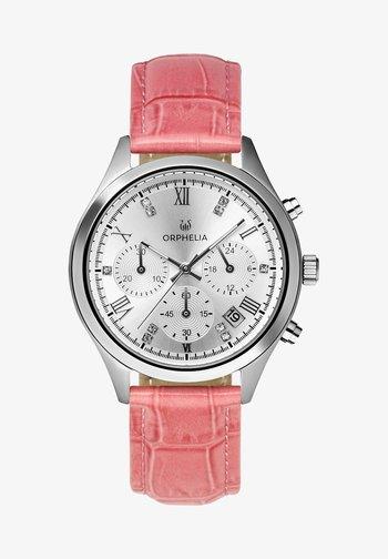 REGAL - Chronograph watch - pink