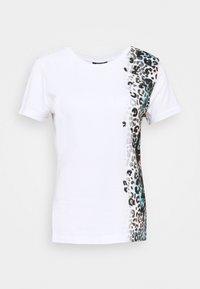 DKNY - Print T-shirt - white - 0