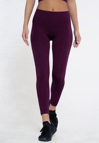 Heart and Soul - Collant - plum - 0
