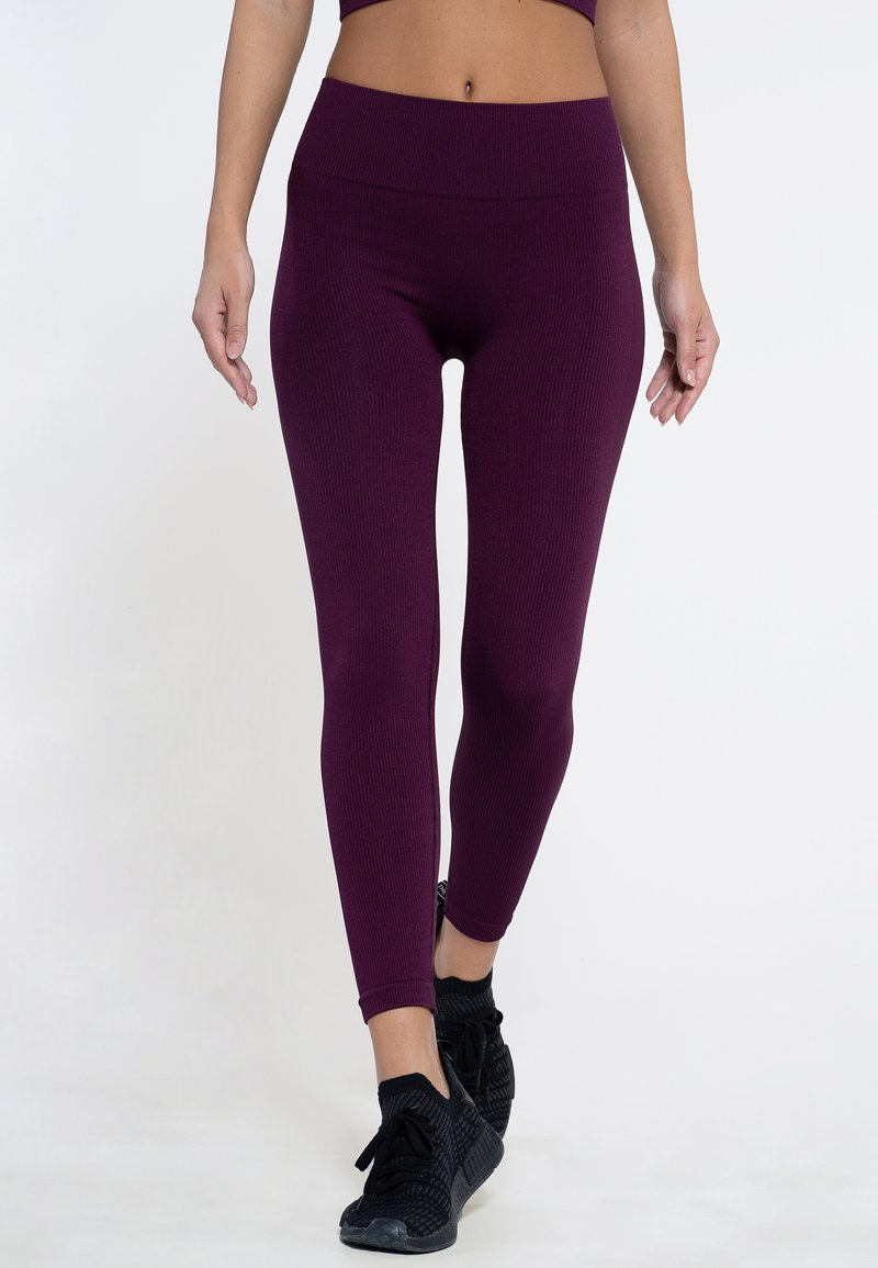 Heart and Soul - Collant - plum