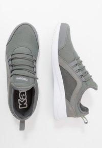 Kappa - SEAVE - Zapatillas de entrenamiento - grey/white - 1