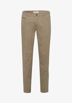 STYLE FABIO IN - Pantaloni - beige