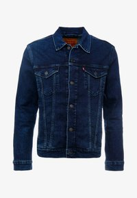 dark-blue denim