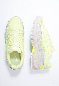 Nike Sportswear - P-6000 - Baskets basses - luminous green/desert sand - 5