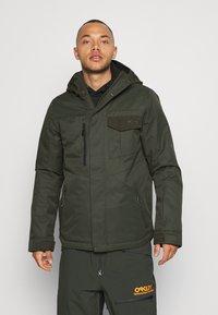 Oakley - DIVISION 3.0 JACKET - Snowboard jacket - new dark brush - 0
