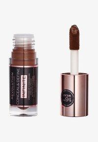 Make up Revolution - INFINITE CONCEALER - Concealer - c18 - 0