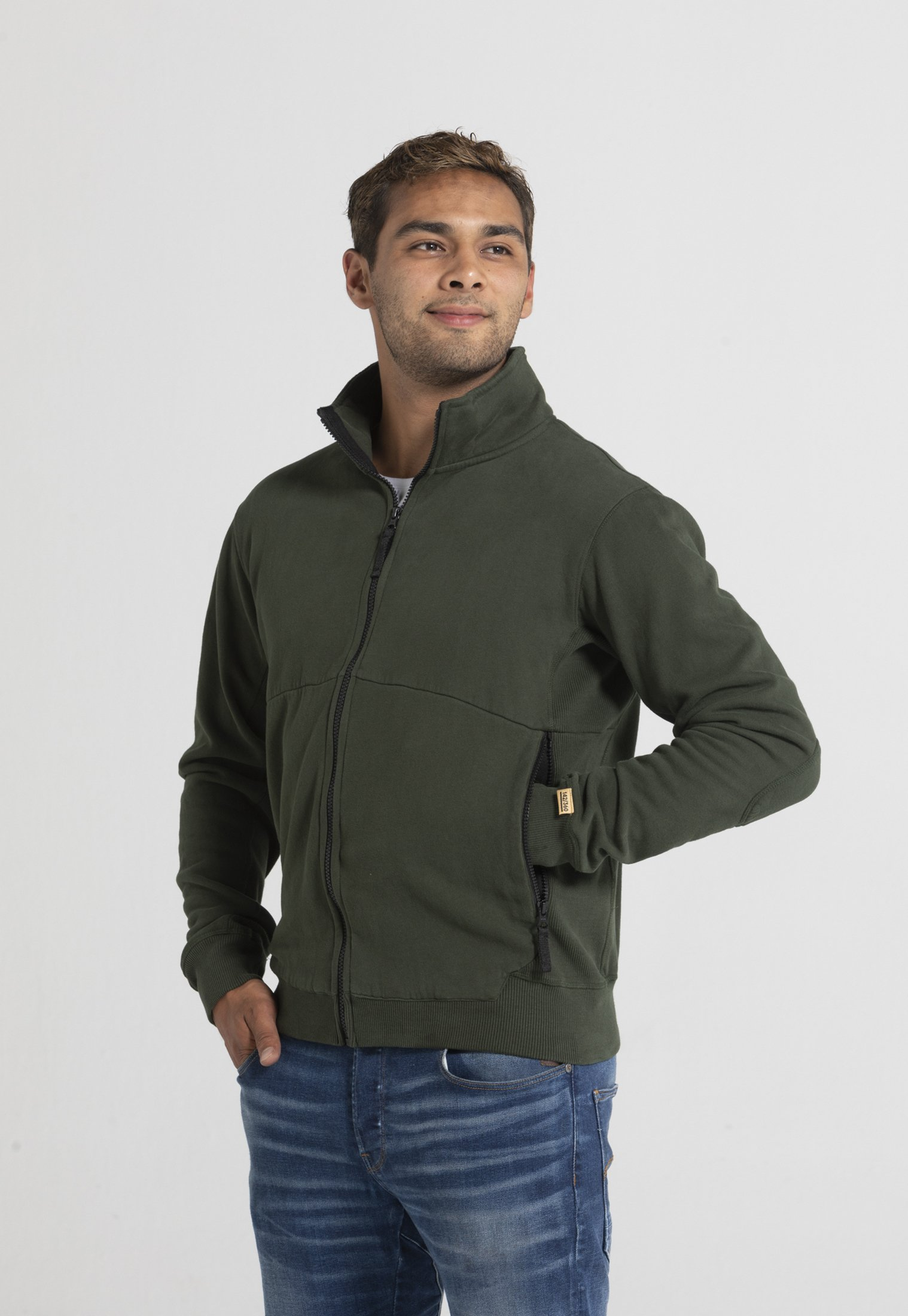 Homme LIMITED TO 360 PIECES -  SWEATER WITH ZIPPER - Veste polaire