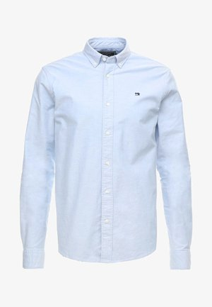 REGULAR FIT OXFORD SHIRT WITH STRETCH - Camisa - blue