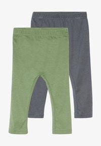 Carter's - BOY ZGREEN BABY 2 PACK - Pantaloni - dino - 3