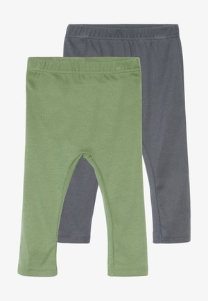 BOY ZGREEN BABY 2 PACK - Trousers - dino