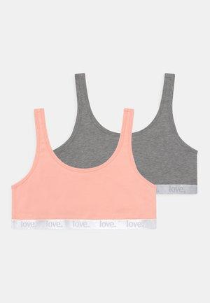 TEENS 2 PACK - Bustier - light pink