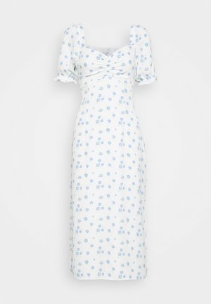 QUEEN OF JETLAGS  X NA-KD  - Day dress - white