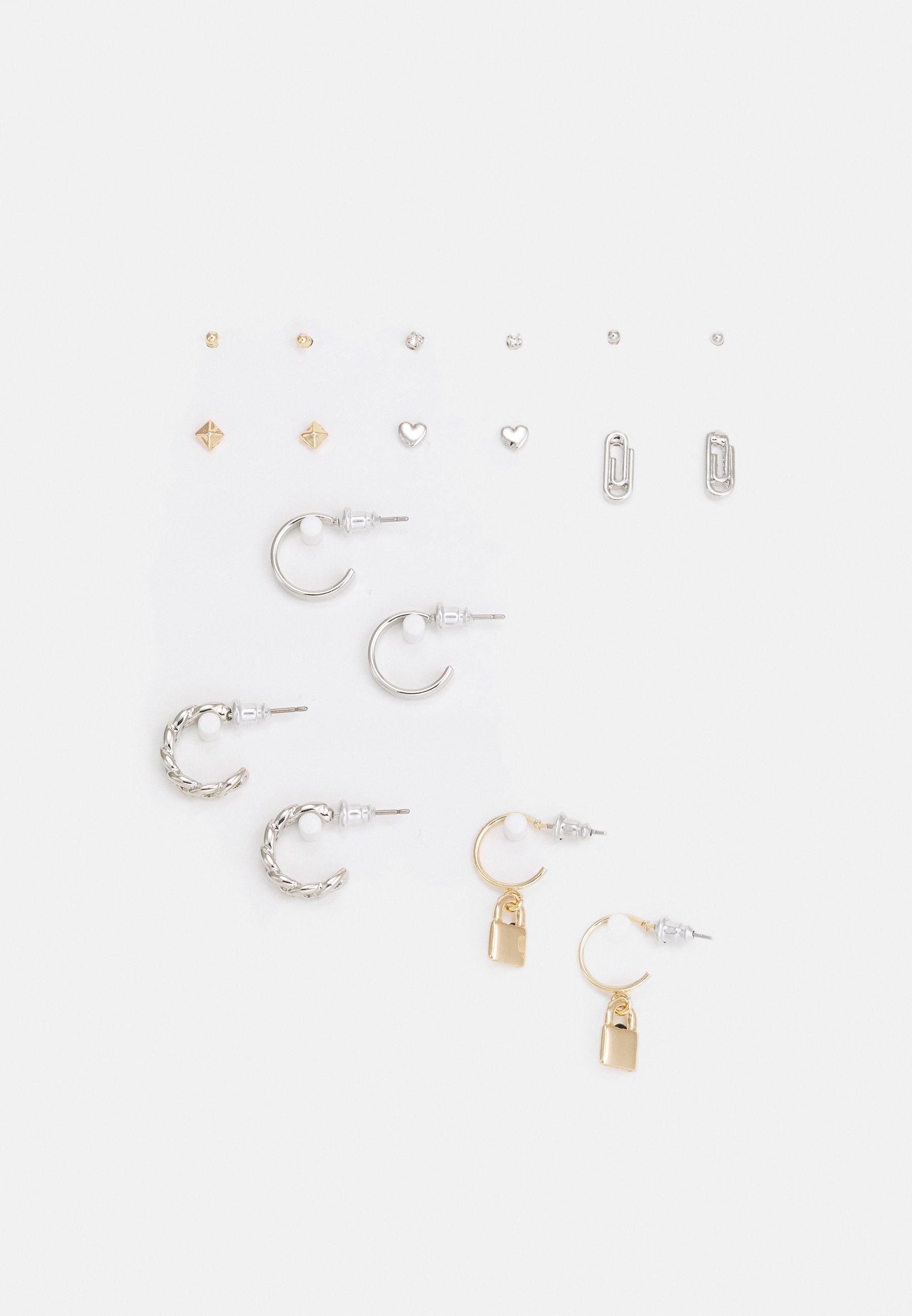 Women URBAN EARRING 9 PACK - Earrings