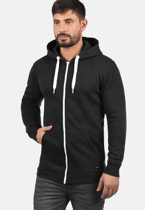OLLI - Sweater met rits - black
