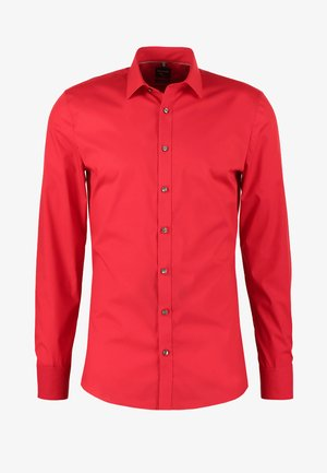 OLYMP NO.6 SUPER SLIM FIT - Formal shirt - rot