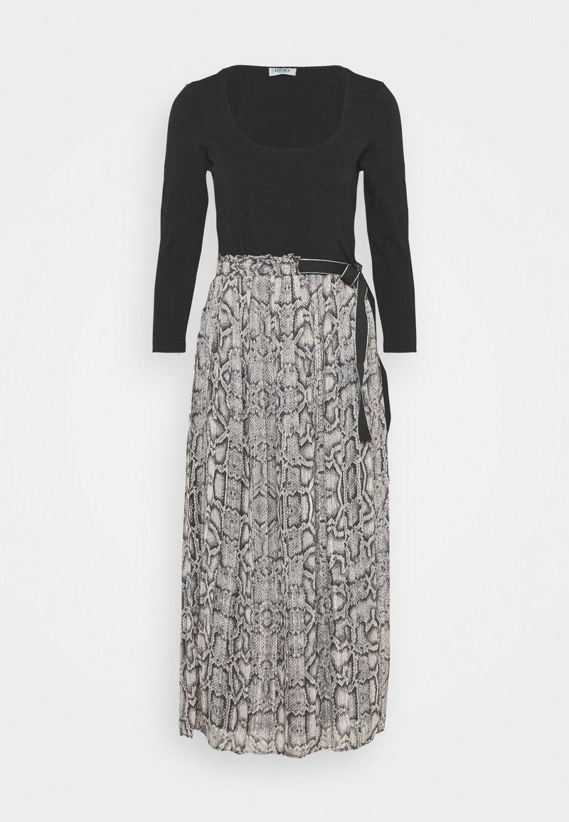 Liu Jo Jeans - ABITO UNITA - Maxi dress - natural python