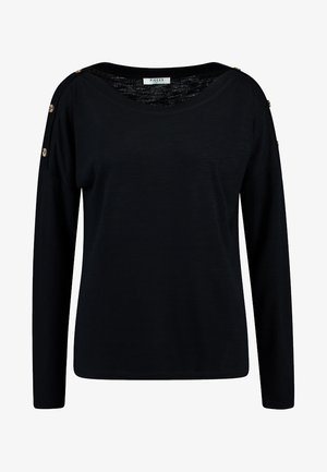 PCNOLLIE ONECK - Pullover - black