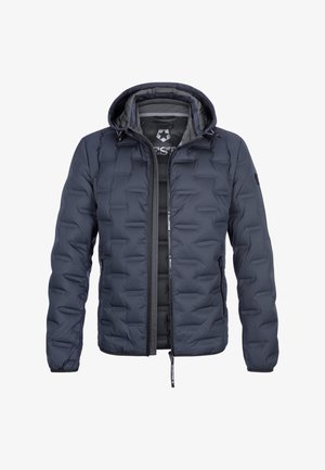 OMEGA - Down jacket - nachtblau