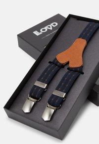 Lloyd Men's Belts - HOSENTRÄGER - Cintura - marine - 4