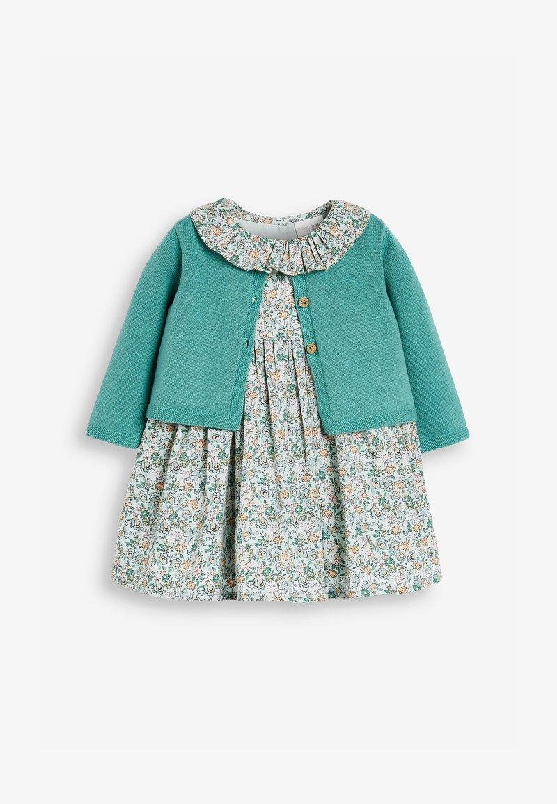 Next - Korte jurk - green