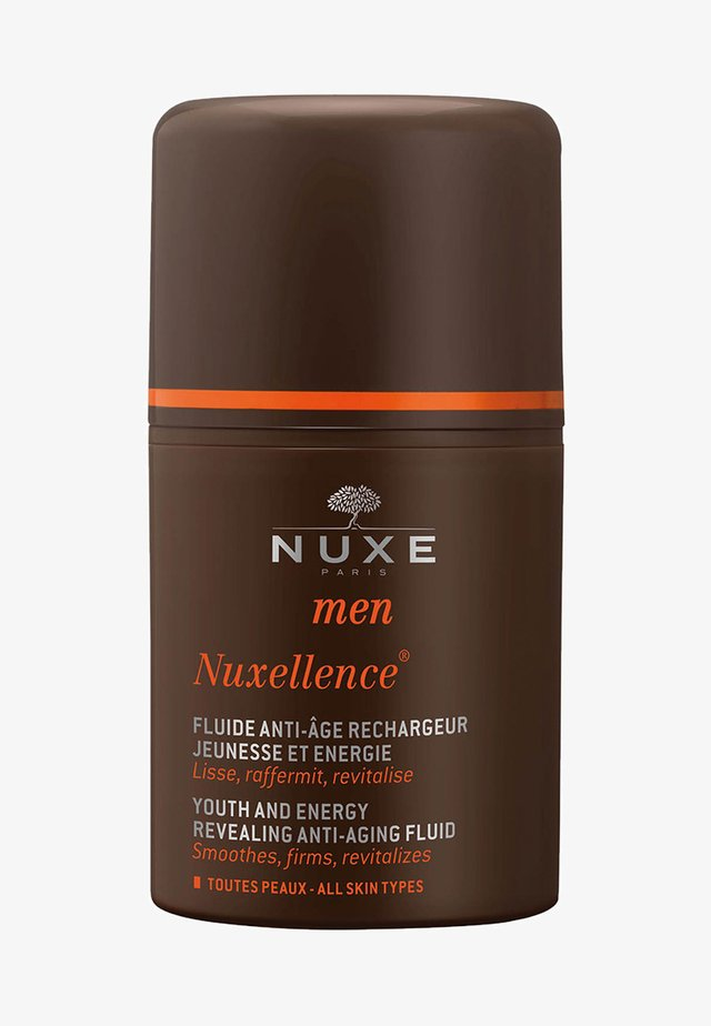 NUXE MEN NUXELLENCE YOUTH & ENERGY REVEALING ANTI-AGING FLUID - Anti-Aging - no colour