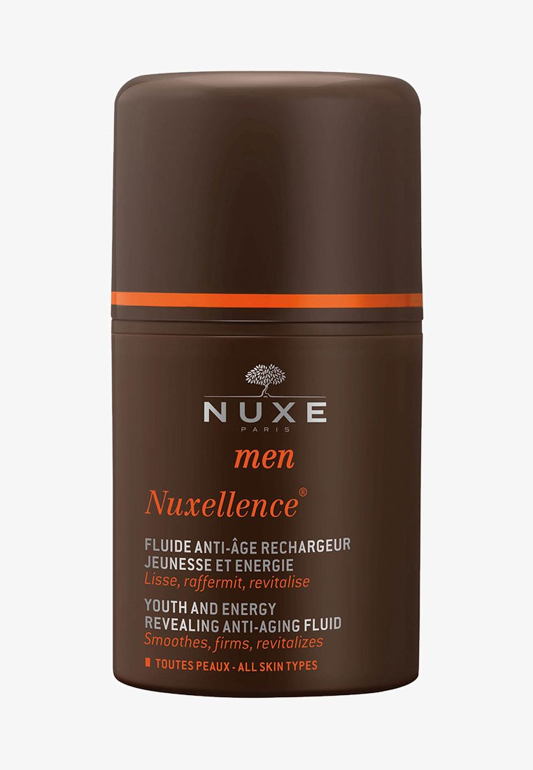 NUXE - NUXE MEN NUXELLENCE YOUTH & ENERGY REVEALING ANTI-AGING FLUID - Anti-Aging - no colour