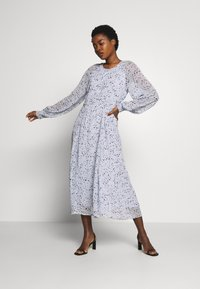 InWear - REBECCAIW DRESS - Robe longue - blue - 1