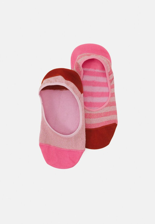 CLAUDIA 2 PACK - Calcetines - pink