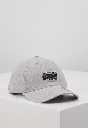 ORANGE LABEL CAP - Cap - grey marl