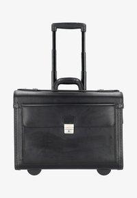 Alassio - Wheeled suitcase - black - 0