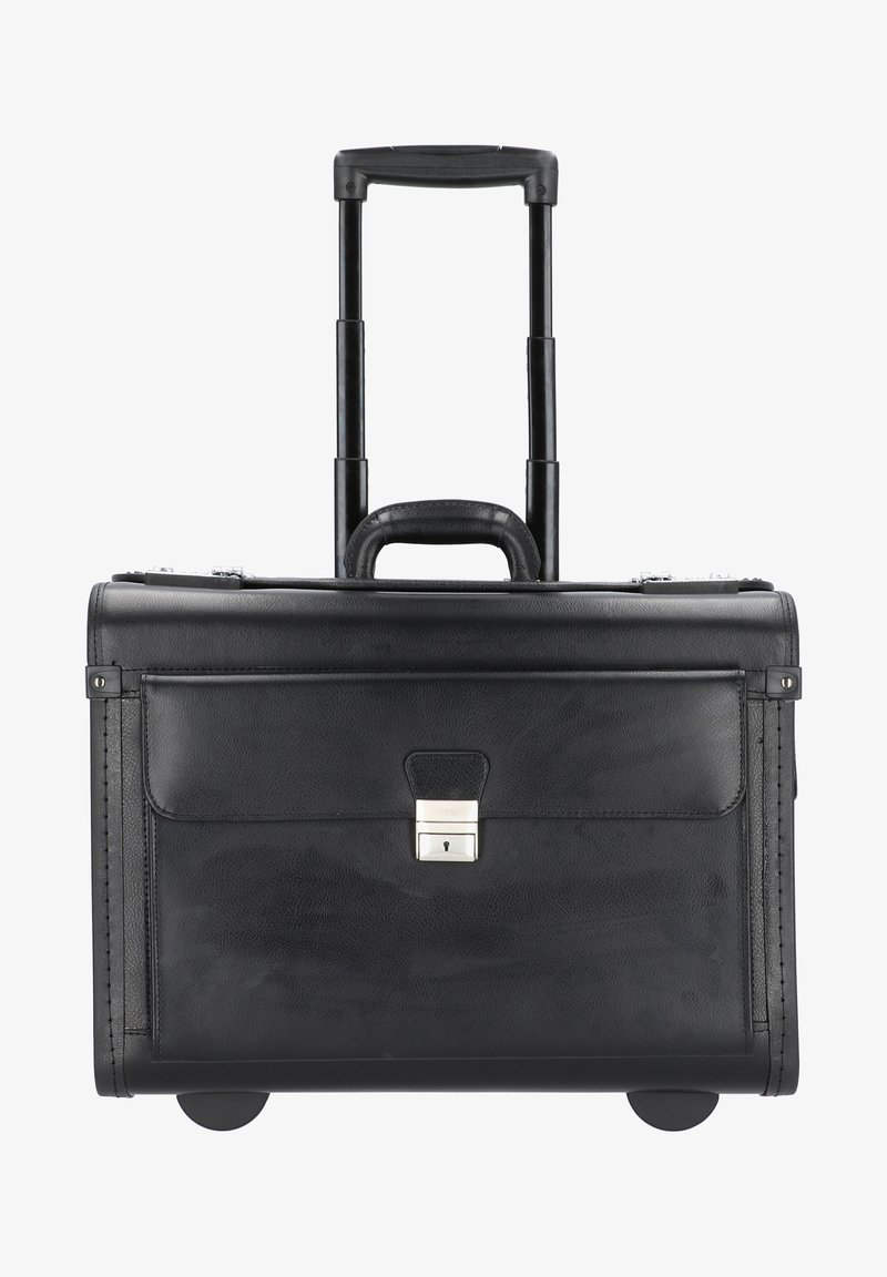 Alassio - Wheeled suitcase - black