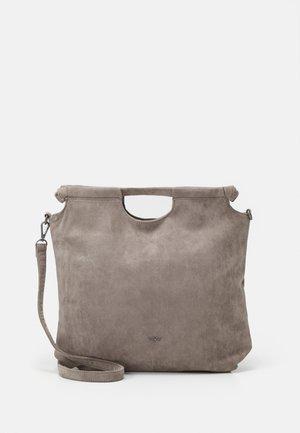 LEJA - Tote bag - stone