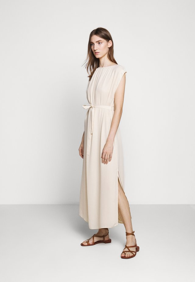 ALYSSA DRESS - Maxi dress - dune beige